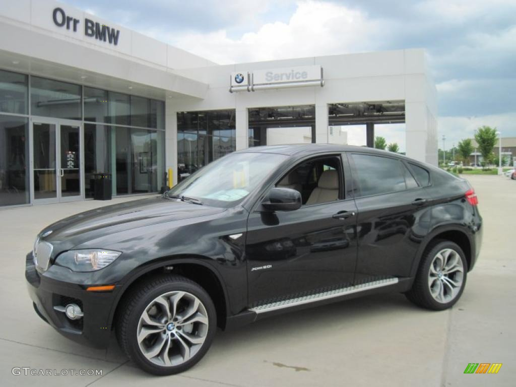 BMW X6 xDrive50i 2011 photo - 10