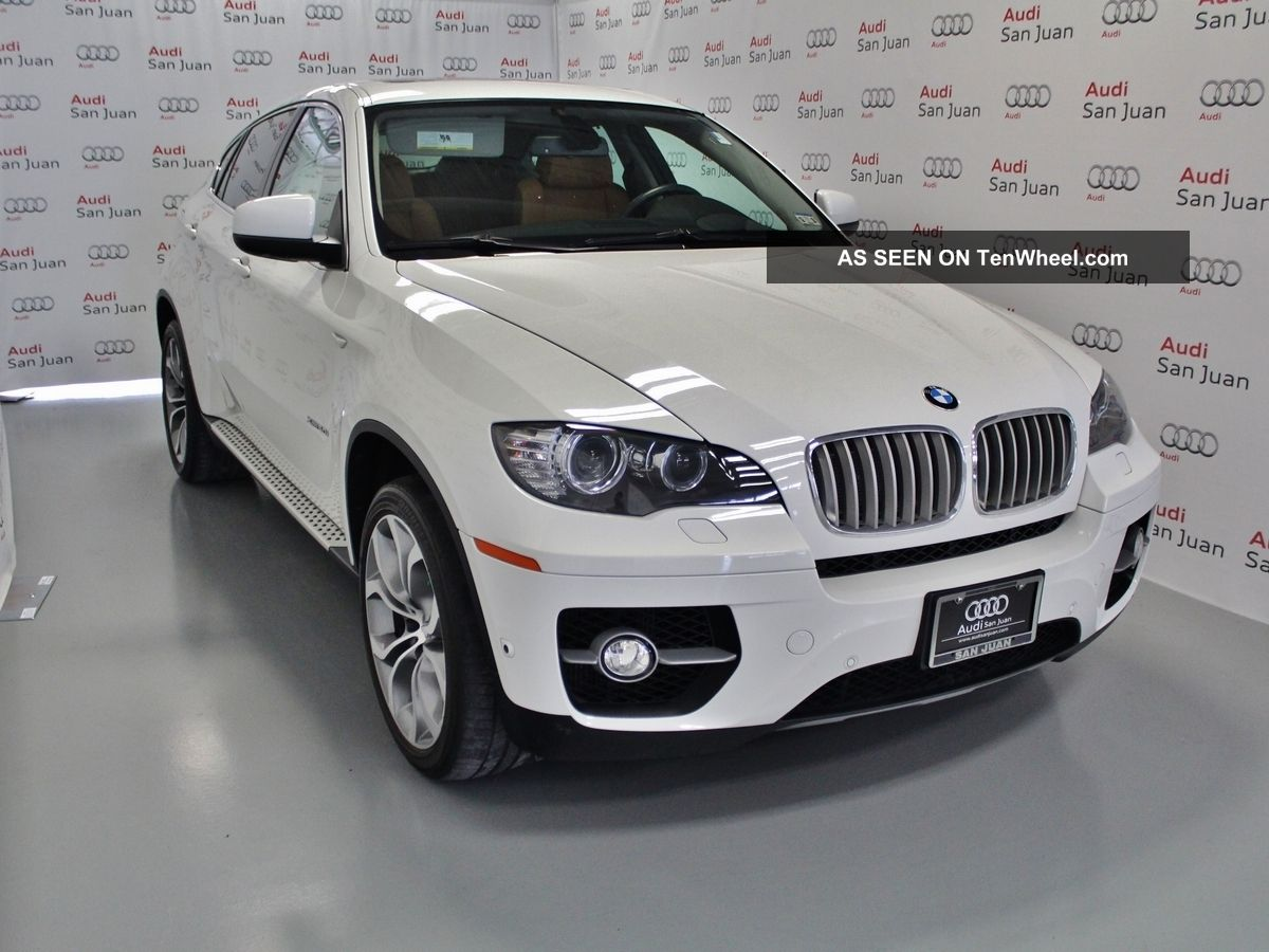 BMW X6 xDrive50i 2011 photo - 3