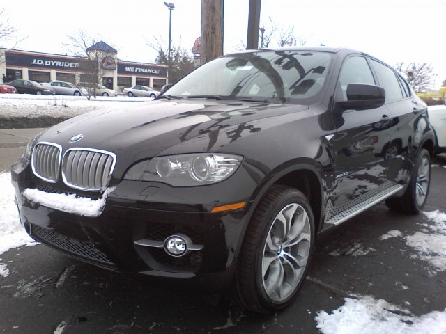 BMW X6 xDrive50i 2011 photo - 5