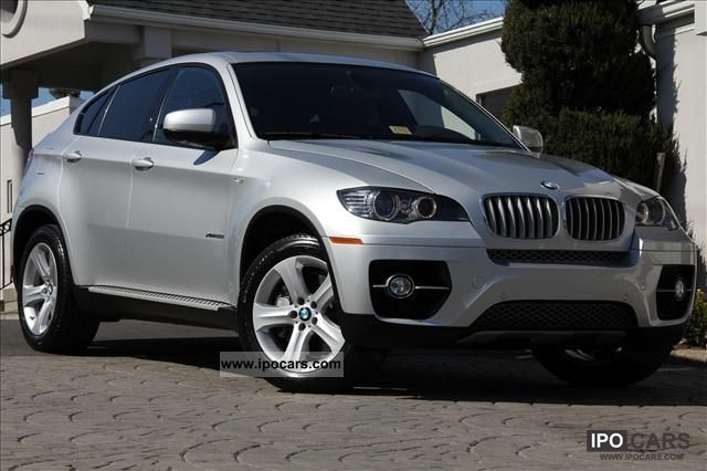 BMW X6 xDrive50i 2011 photo - 6