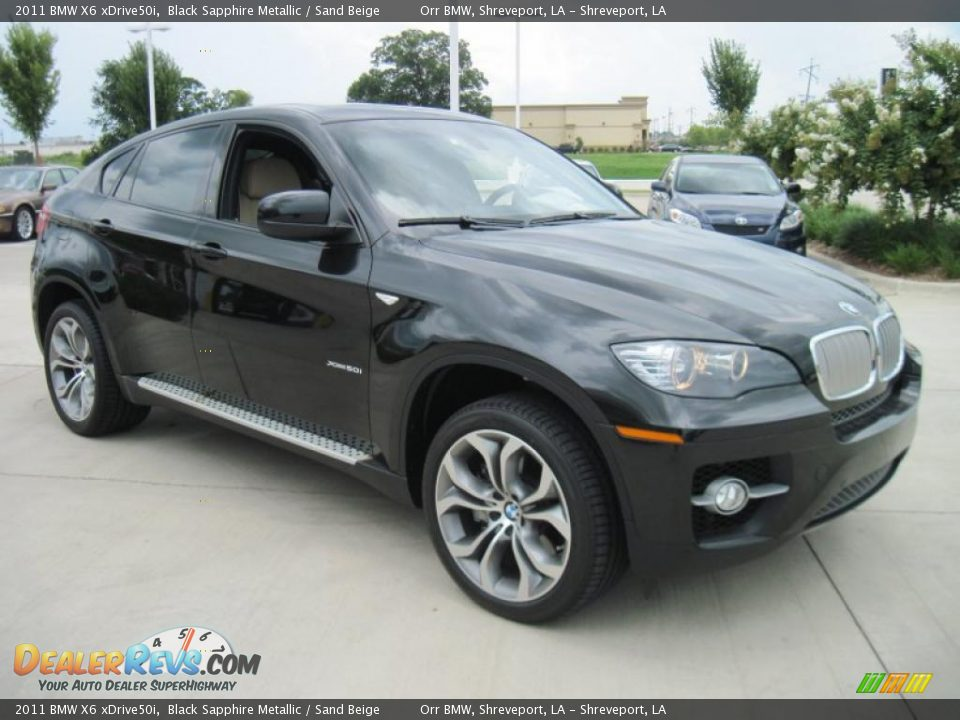 BMW X6 xDrive50i 2011 photo - 8