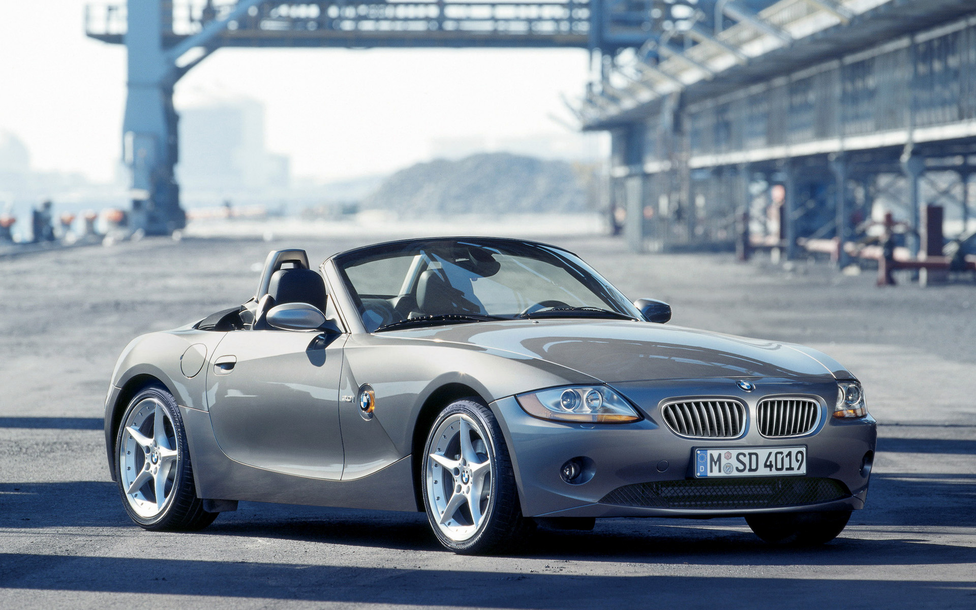 Bmw Z4 3 0i 2002 Technical Specifications Interior And