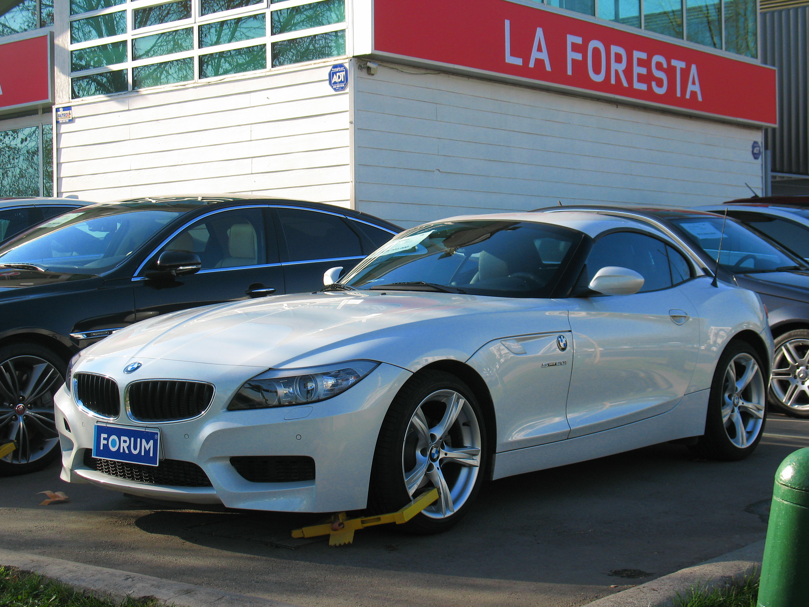 BMW Z4 sDrive20i 2013 photo - 5