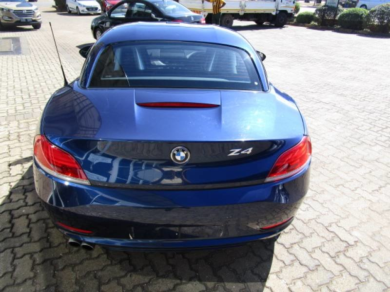 BMW Z4 sDrive23i 2009 photo - 9