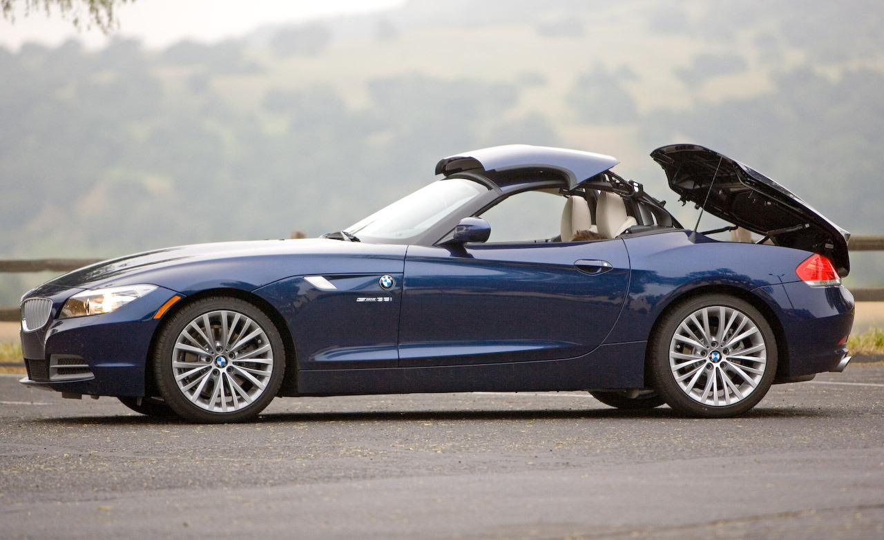 Bmw Z4 Sdrive35is 2009 Technical Specifications Interior