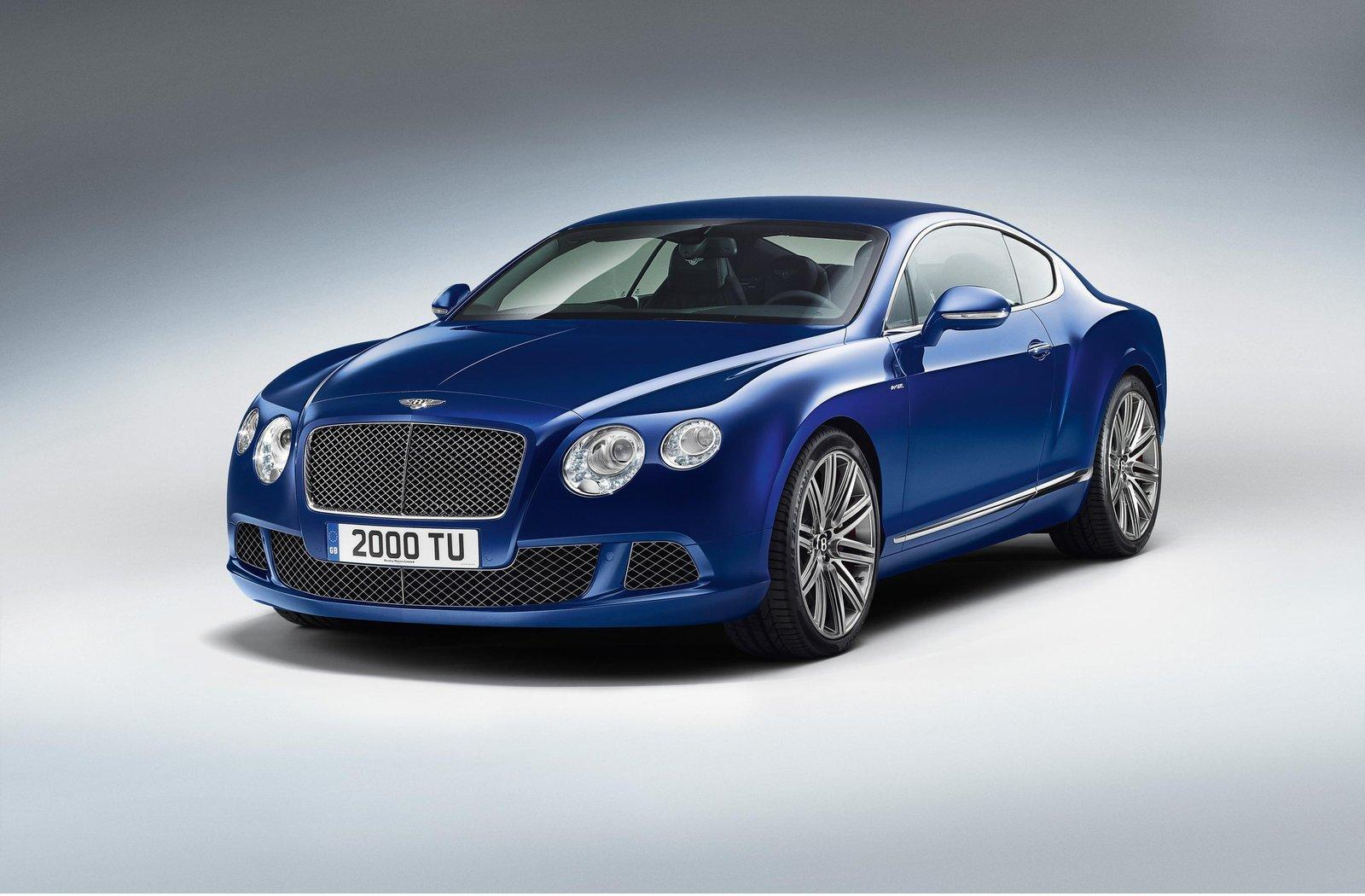 Bentley Continental GT 6.0 2013 photo - 1