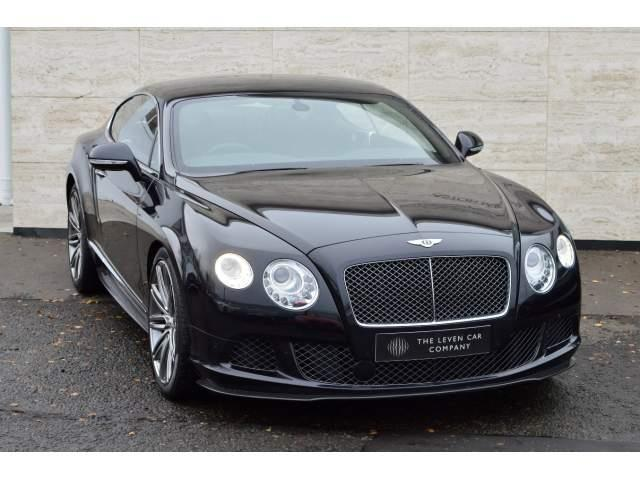 Bentley Continental GT 6.0 2013 photo - 10