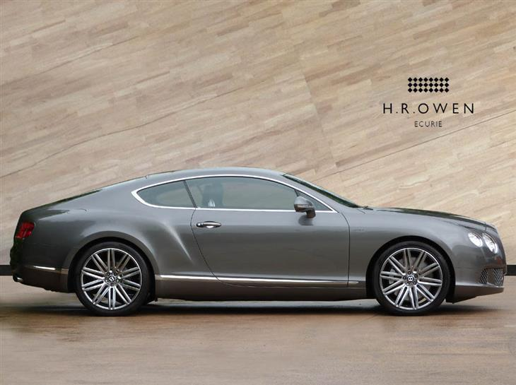 Bentley Continental GT 6.0 2013 photo - 11