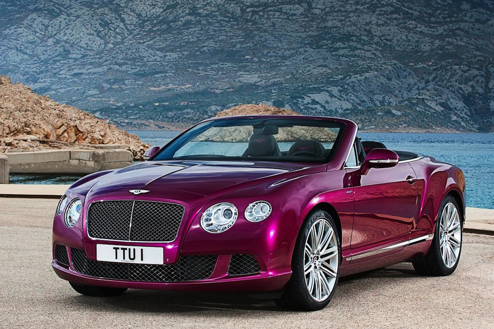 Bentley Continental GT 6.0 2013 photo - 2