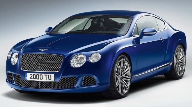 Bentley Continental GT 6.0 2013 photo - 3