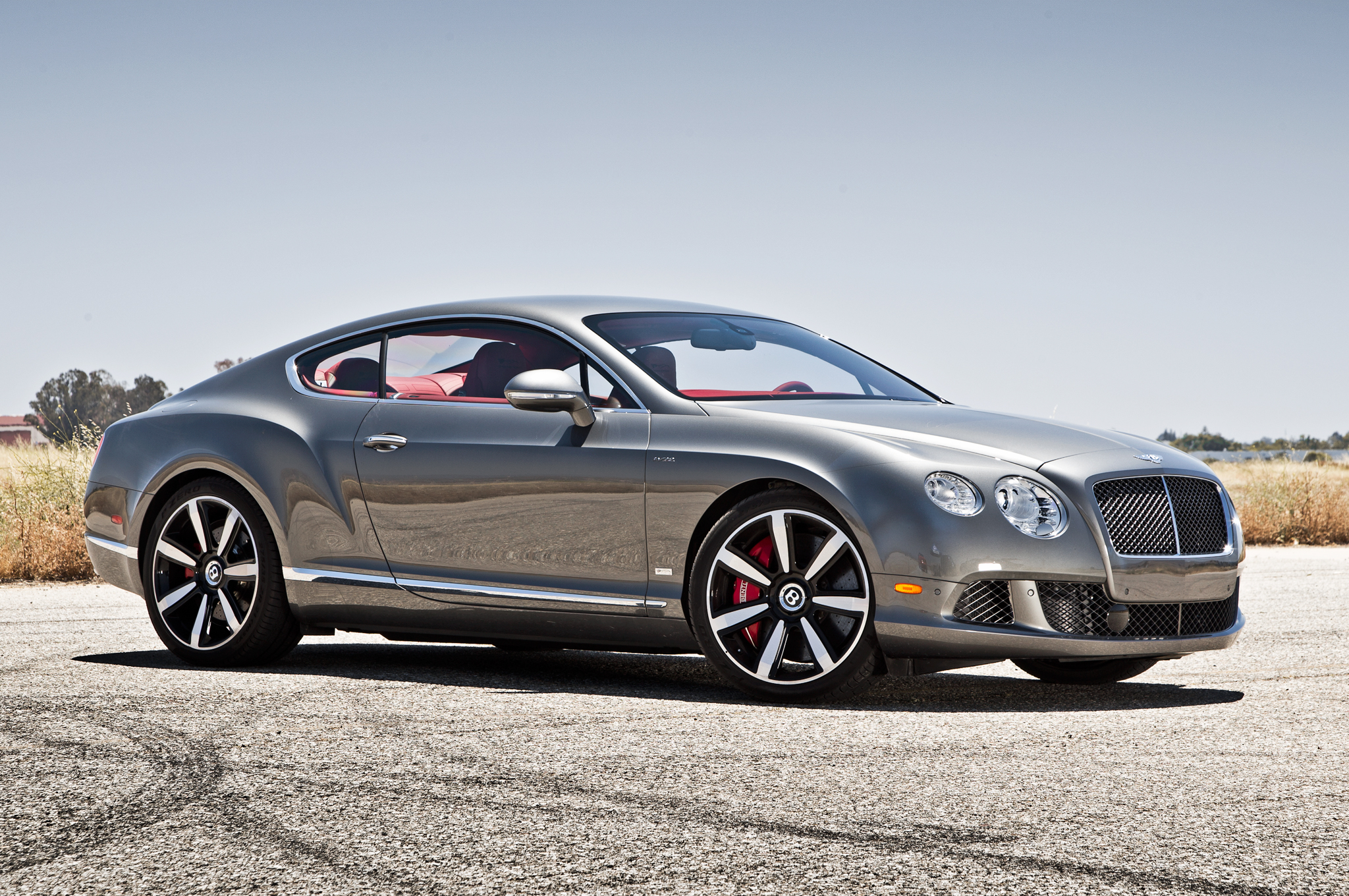 Bentley Continental GT 6.0 2013 photo - 5