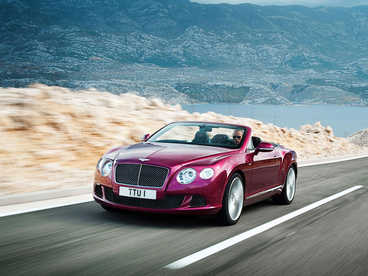 Bentley Continental GT 6.0 2013 photo - 6
