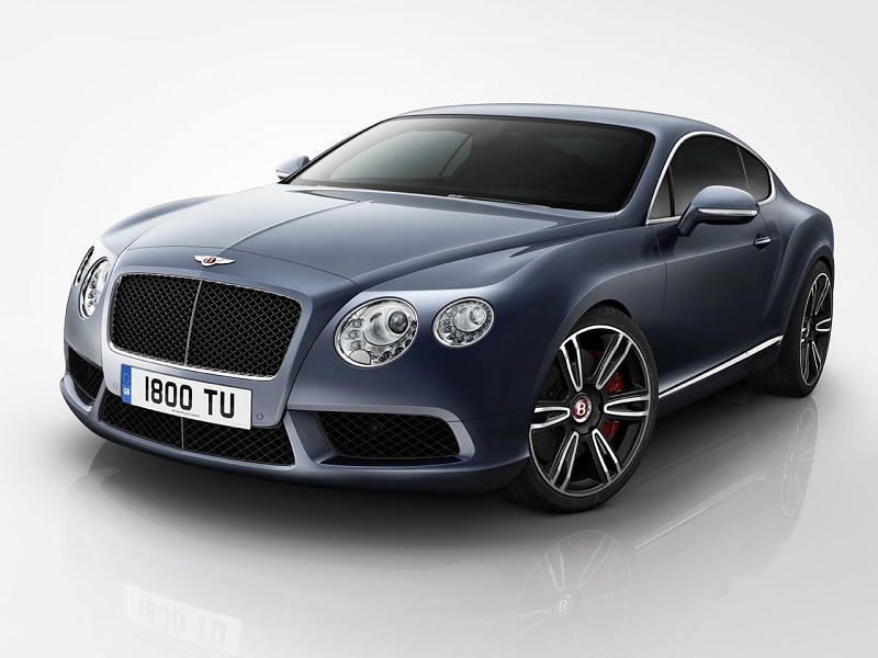 Bentley Continental GT 6.0 2013 photo - 7