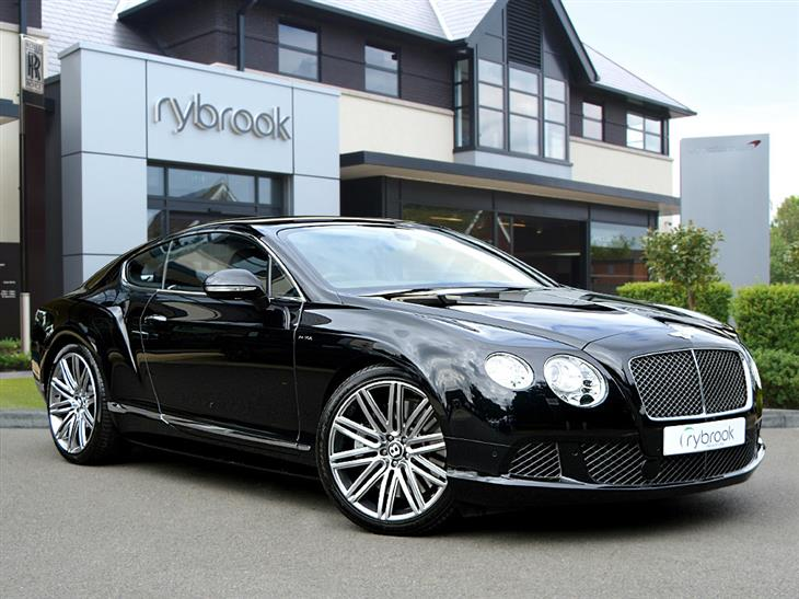 Bentley Continental GT 6.0 2013 photo - 8