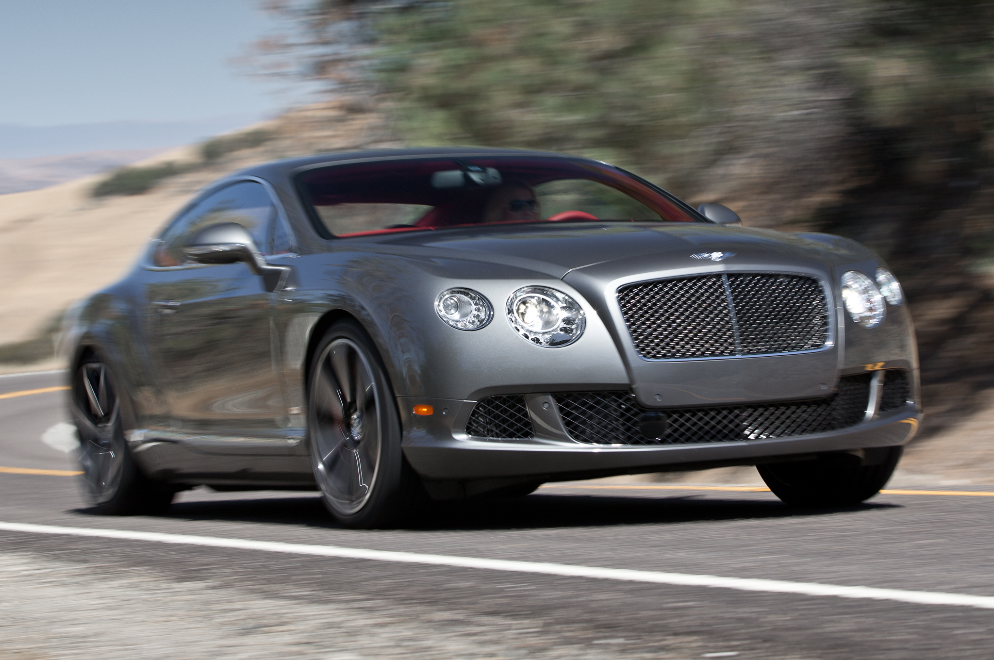 Bentley Continental GT 6.0 2013 photo - 9