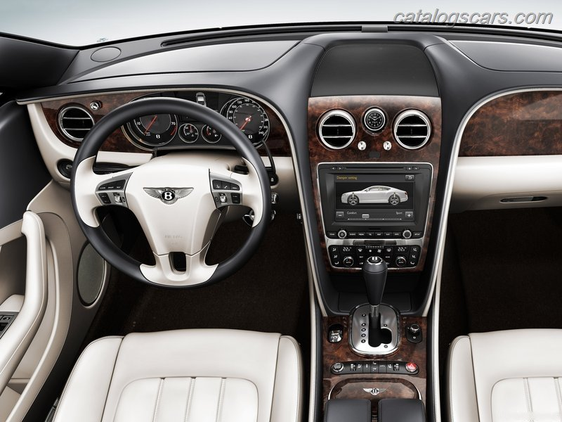 Bentley Continental GT S 2012 photo - 1