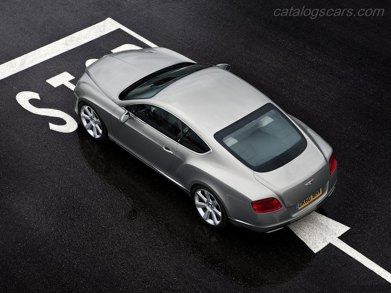 Bentley Continental GT S 2012 photo - 11