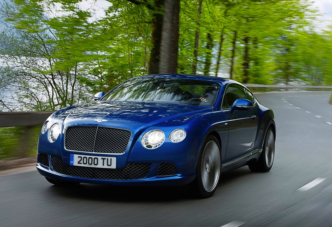 Bentley Continental GT S 2012 photo - 12
