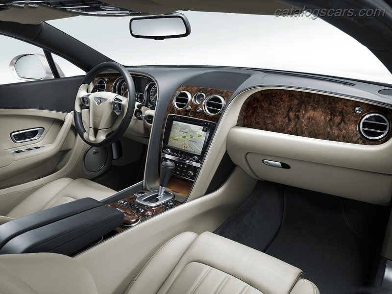 Bentley Continental GT S 2012 photo - 2