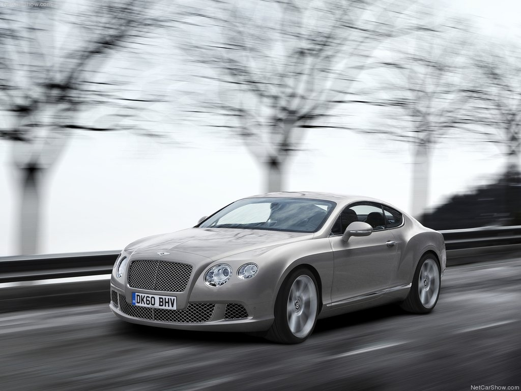 Bentley Continental GT S 2012 photo - 3