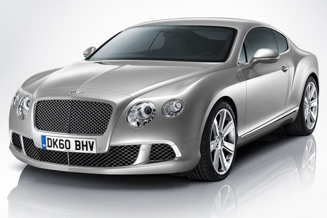Bentley Continental GT S 2012 photo - 4