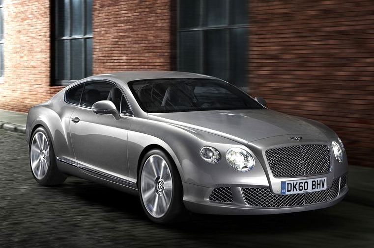 Bentley Continental GT S 2012 photo - 5