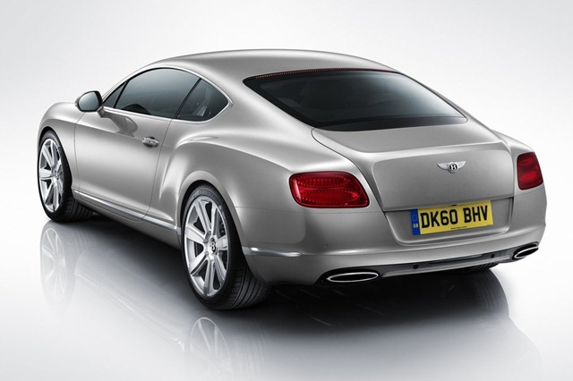 Bentley Continental GT S 2012 photo - 7
