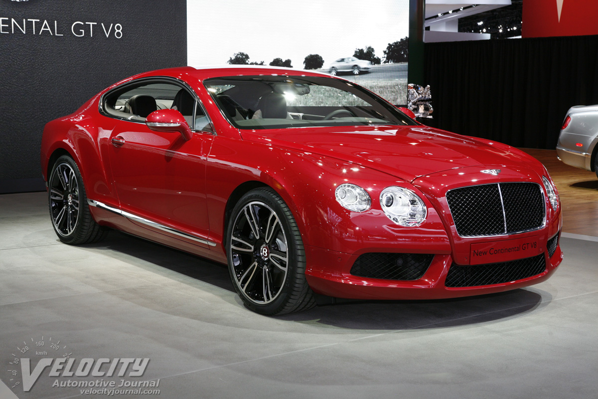 Bentley Continental GT S 2012 photo - 9