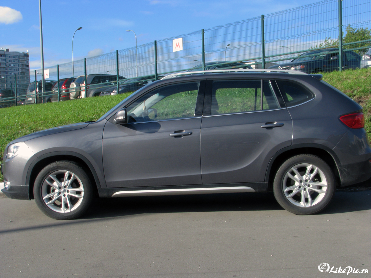 Brilliance V5 1.6 2000 photo - 2