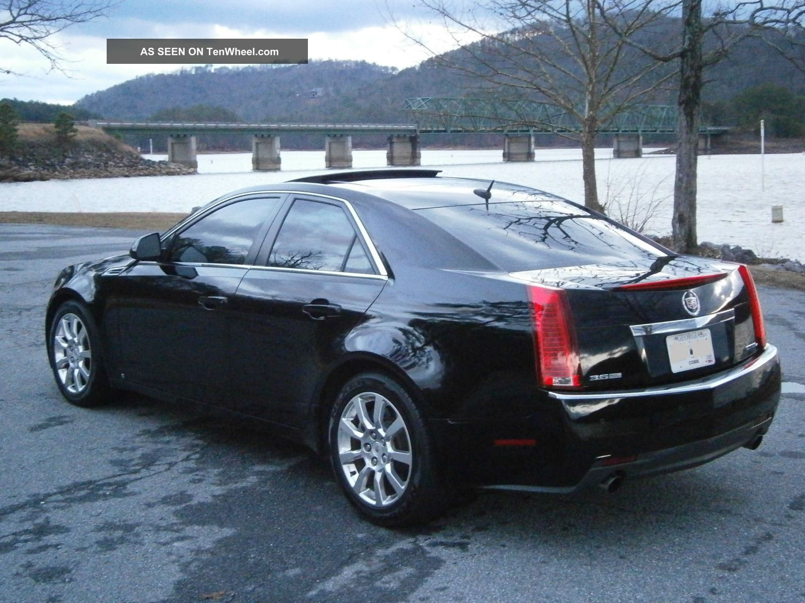 cadillac cts 3 6 2008 technical specifications interior and exterior photo. Black Bedroom Furniture Sets. Home Design Ideas