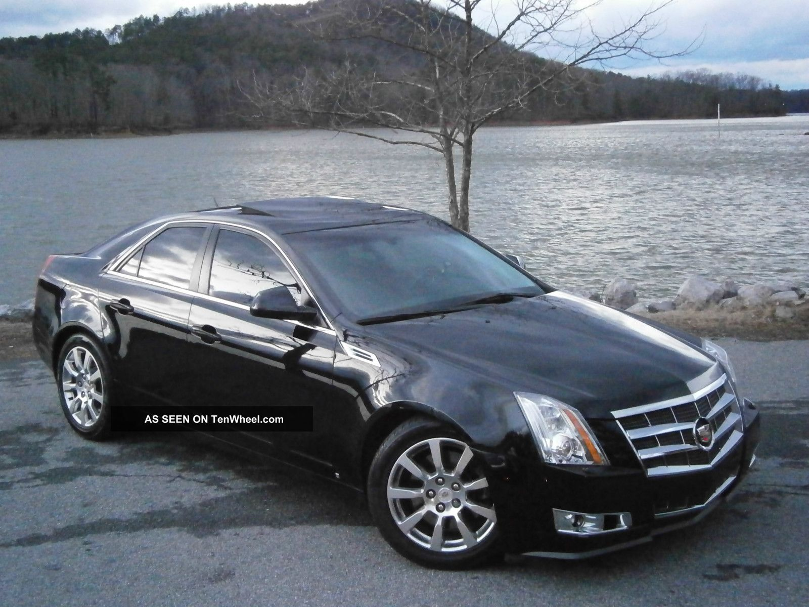 Cadillac CTS 3.6 2008 Technical specifications | Interior and ...