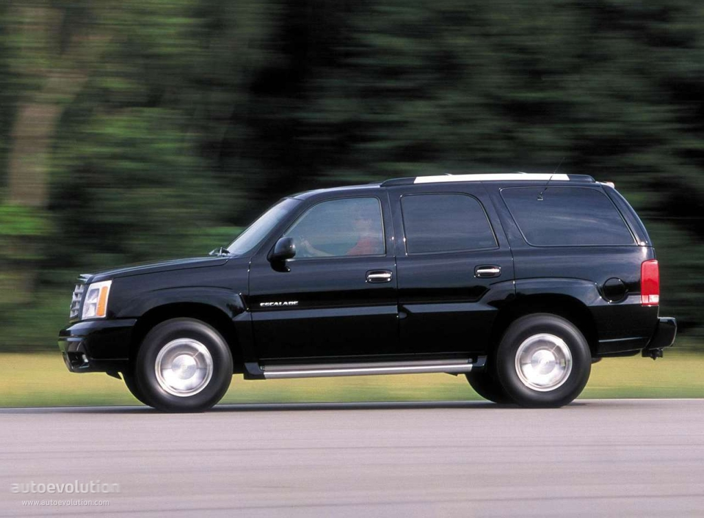 Cadillac Escalade 5.3 2005 photo - 11