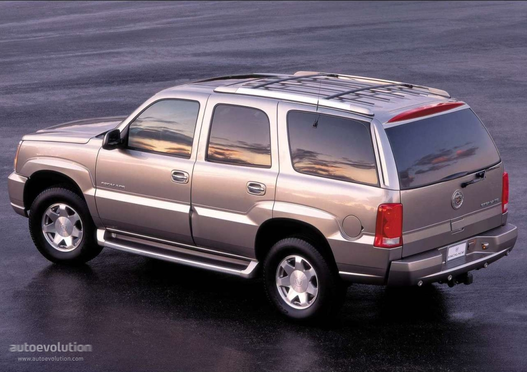 Cadillac Escalade 5.3 2005 photo - 5