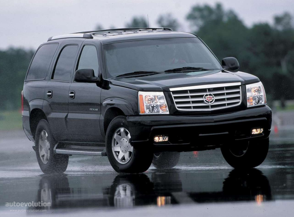 Cadillac Escalade 5.3 2005 photo - 8
