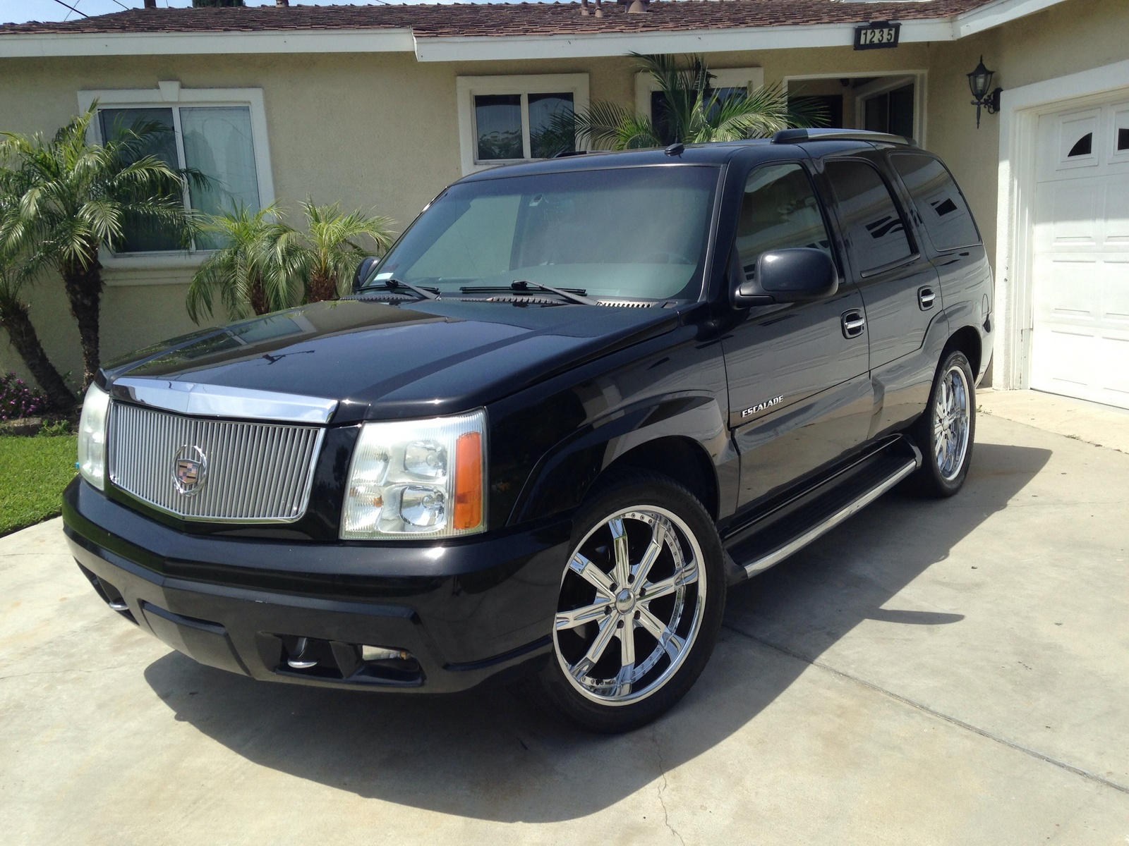 Cadillac Escalade 6.0i 2002 photo - 1