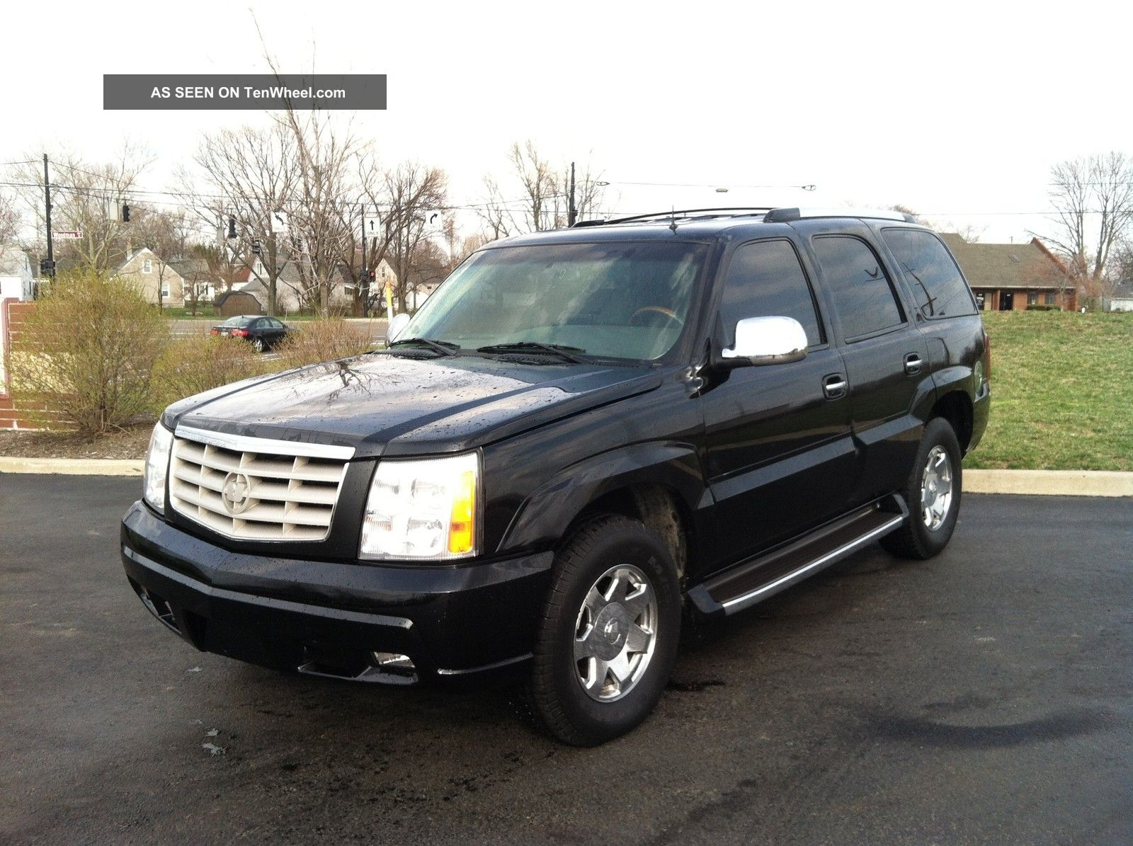 Cadillac Escalade 6.0i 2002 photo - 3