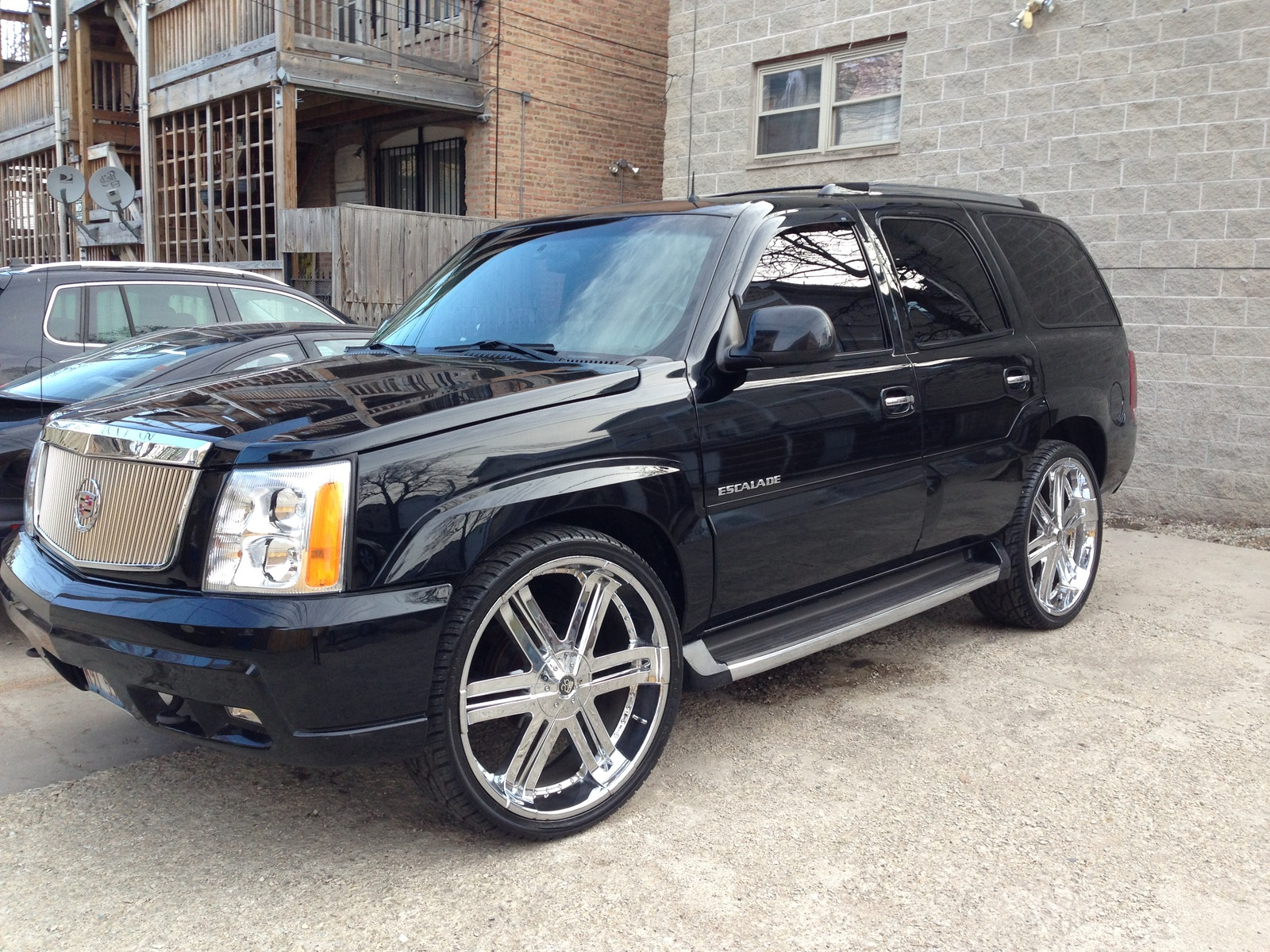 Cadillac Escalade 6.0i 2002 photo - 5