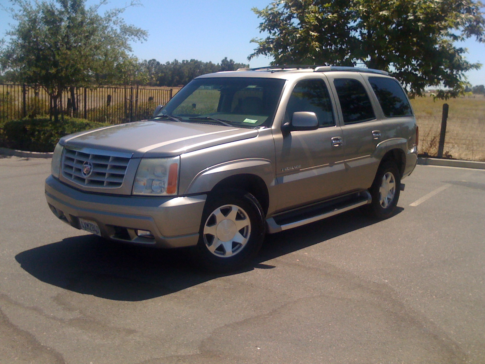 Cadillac Escalade 6.0i 2002 photo - 6