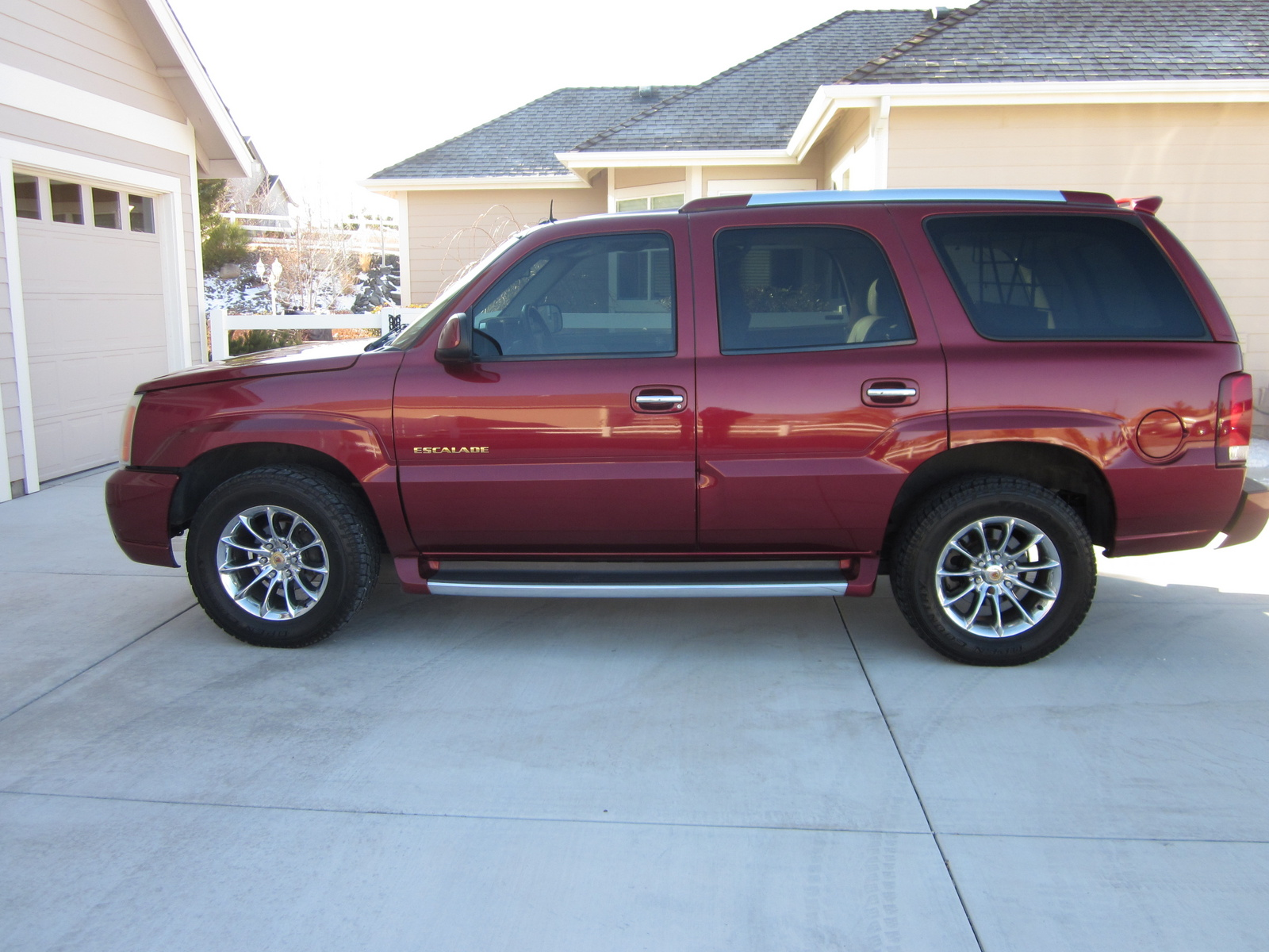 Cadillac Escalade 6.0i 2002 photo - 9