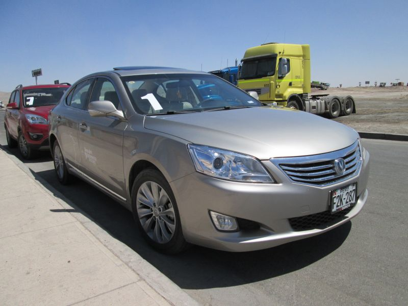 Changan Raeton 1.8 2014 photo - 4