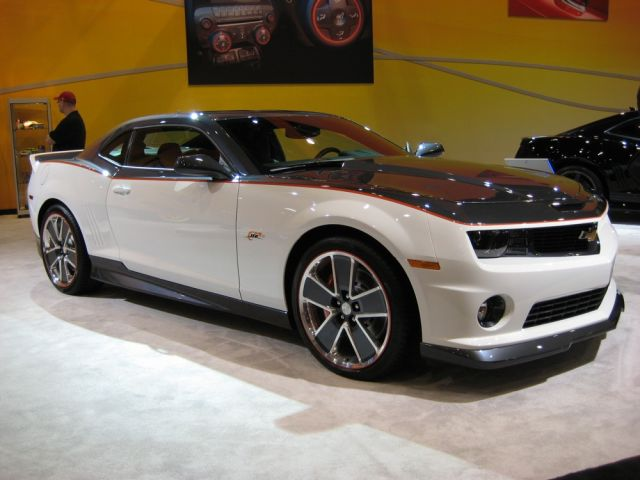 Chevrolet Camaro 3.6 2011 photo - 10