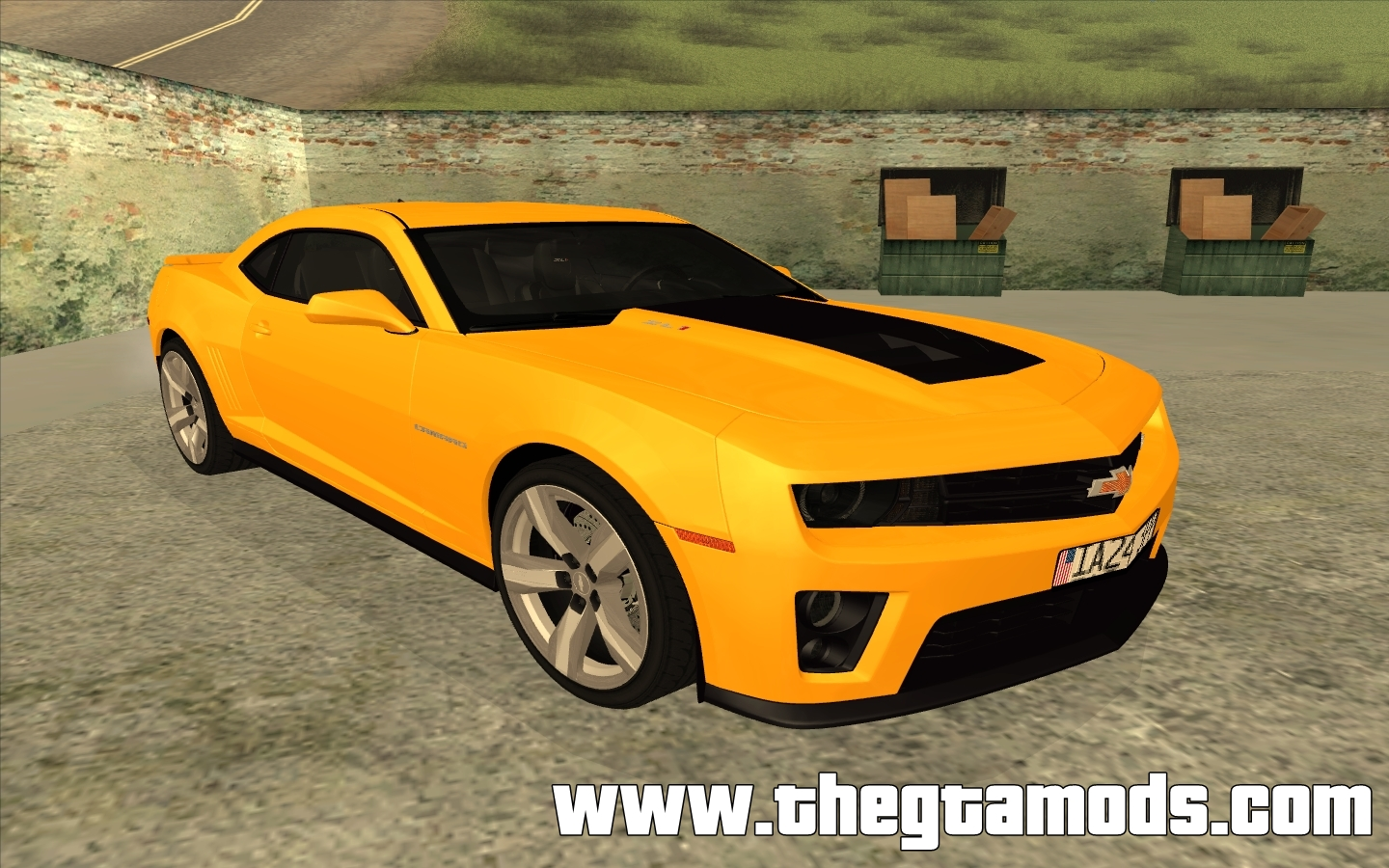 Chevrolet Camaro 3.6 2011 photo - 7