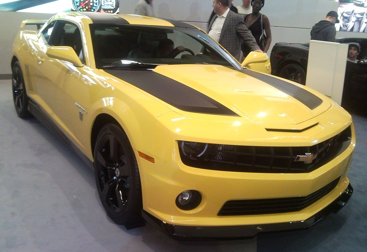 Chevrolet Camaro 4.4 photo - 7
