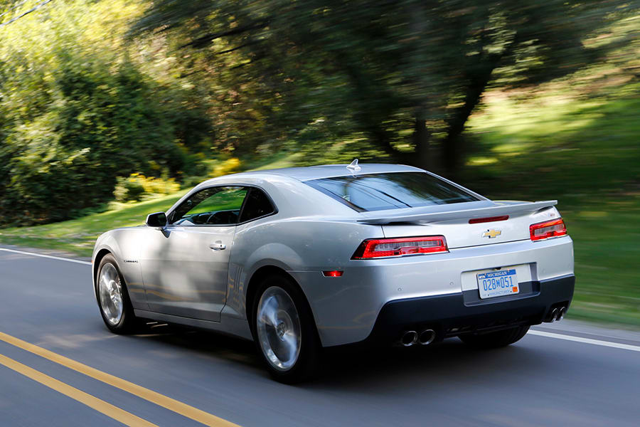 Chevrolet Camaro 5.0 1997 photo - 9