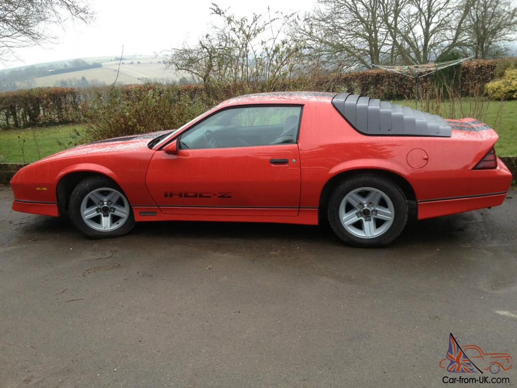 Chevrolet Camaro 5.7 photo - 1