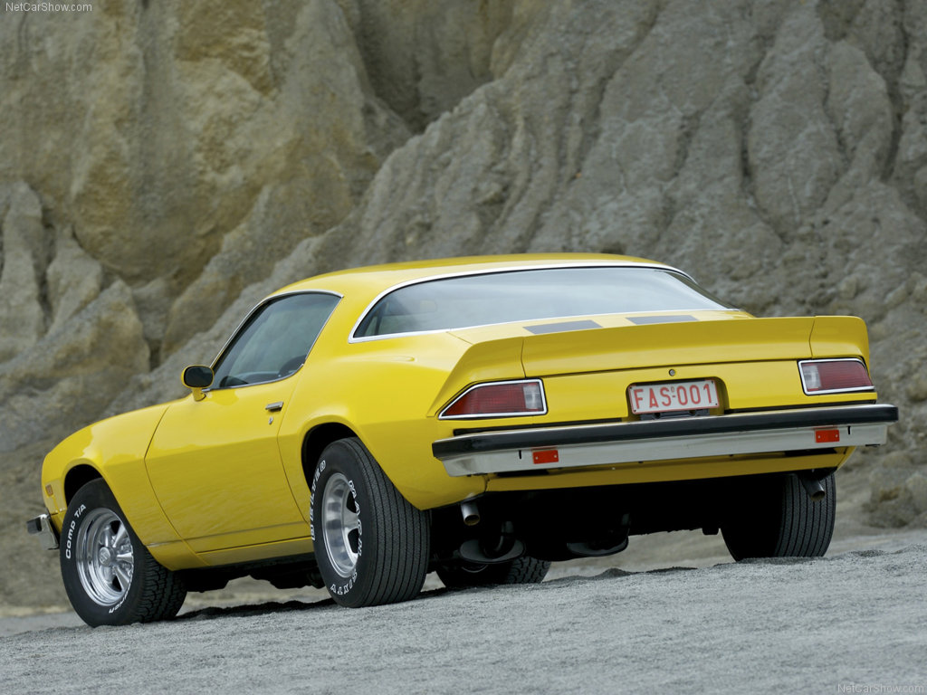 Chevrolet Camaro 5.7 1975 photo - 10