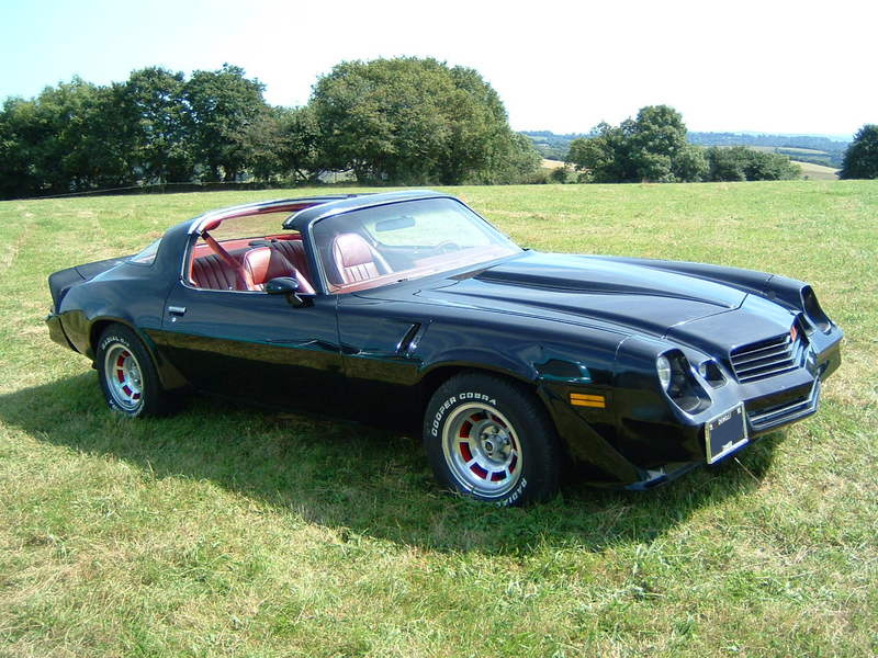 Chevrolet Camaro 5.7 1980 photo - 9