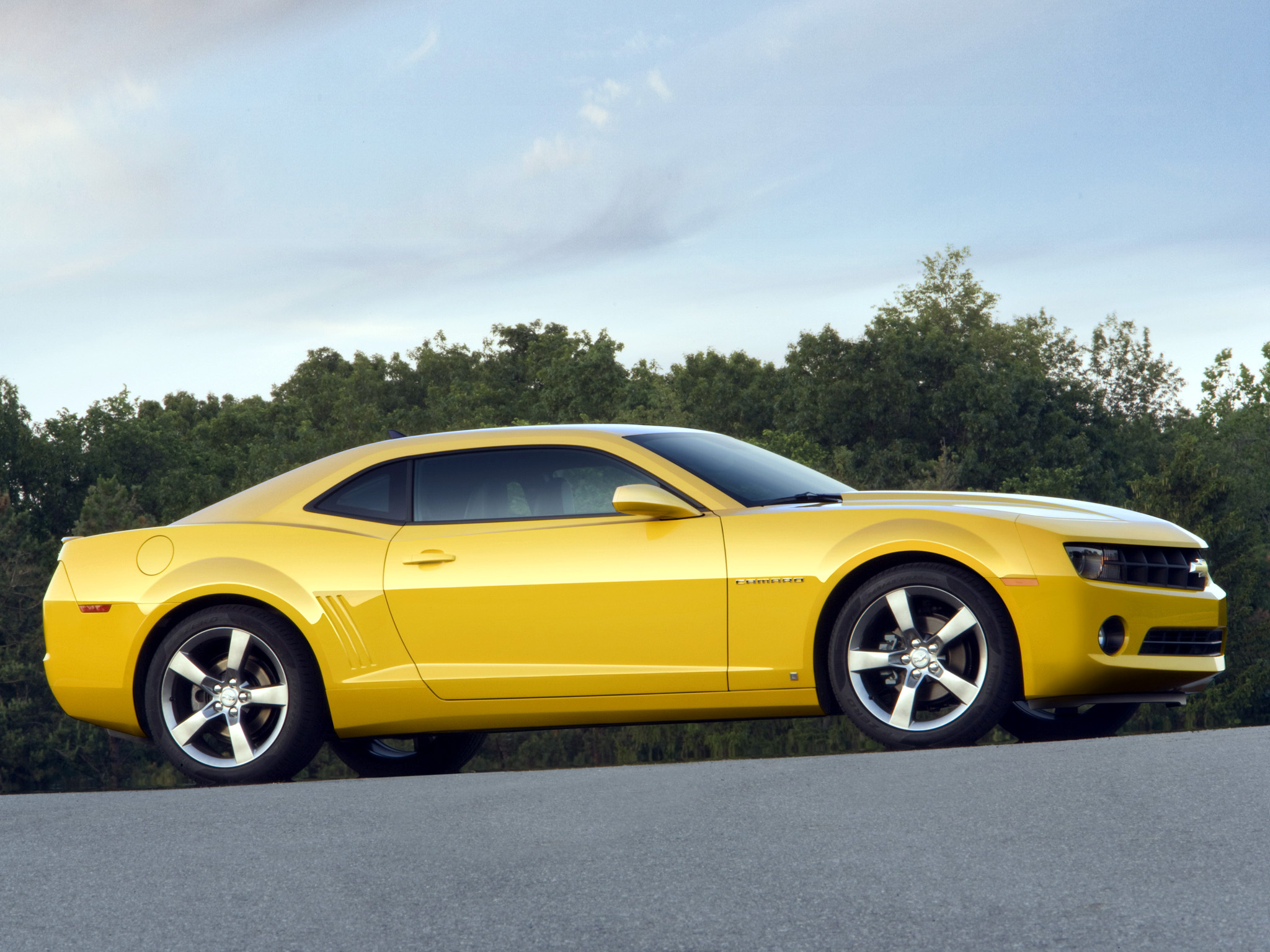 Chevrolet Camaro 6.2 2009 photo - 3