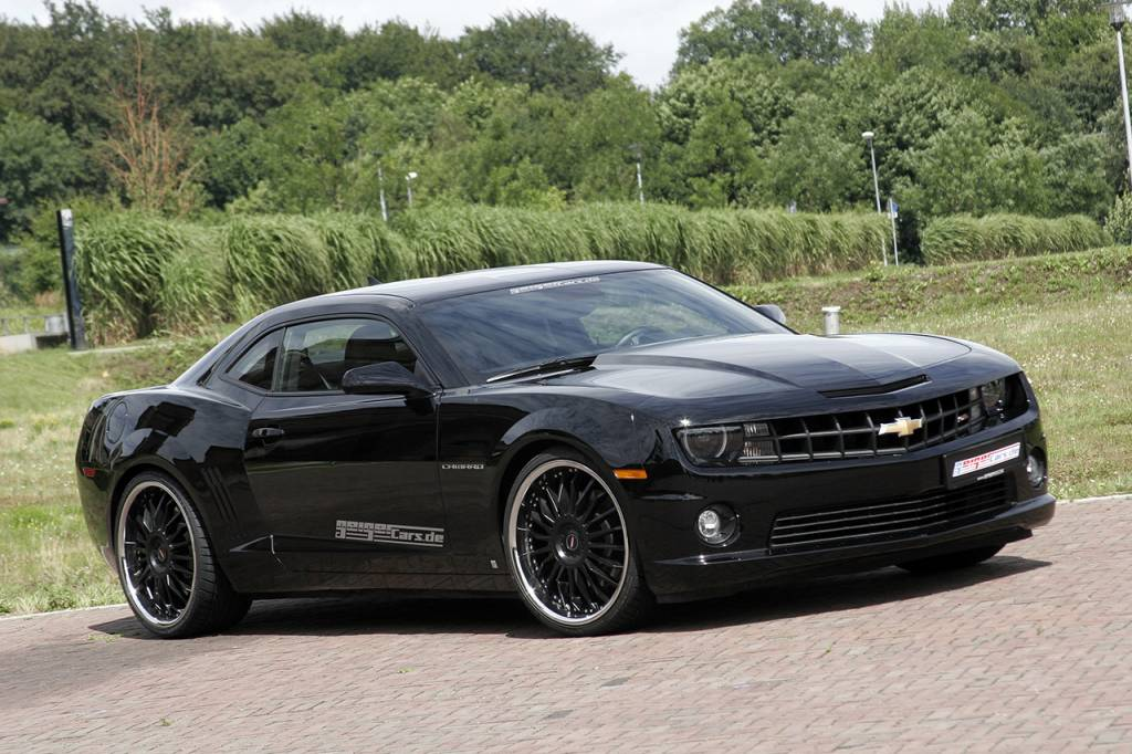 Chevrolet Camaro 6.2 2009 photo - 7