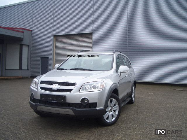 Chevrolet Captiva 2.0 2007 photo - 10